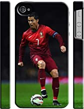 Cristiano Ronaldo for Iphone 4 4s Hard Case Cover (ron3)