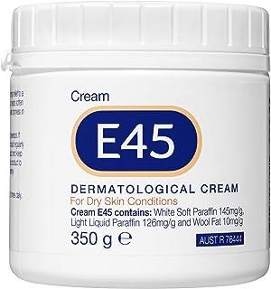 E45 Moisturising Body Cream for Dry Skin and Eczema 350g