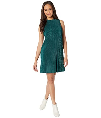 BB Dakota x Steve Madden As You Pleats Micro Pleated Knit Dress Women