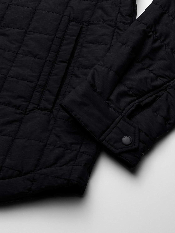 Cutter & Buck Men's Lightweight Primaloft Fill Rainier Shirt Jacket