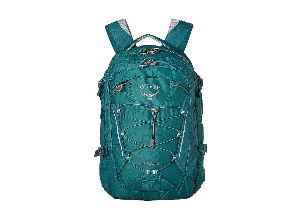 Osprey Questa (Tropical Green) Bags