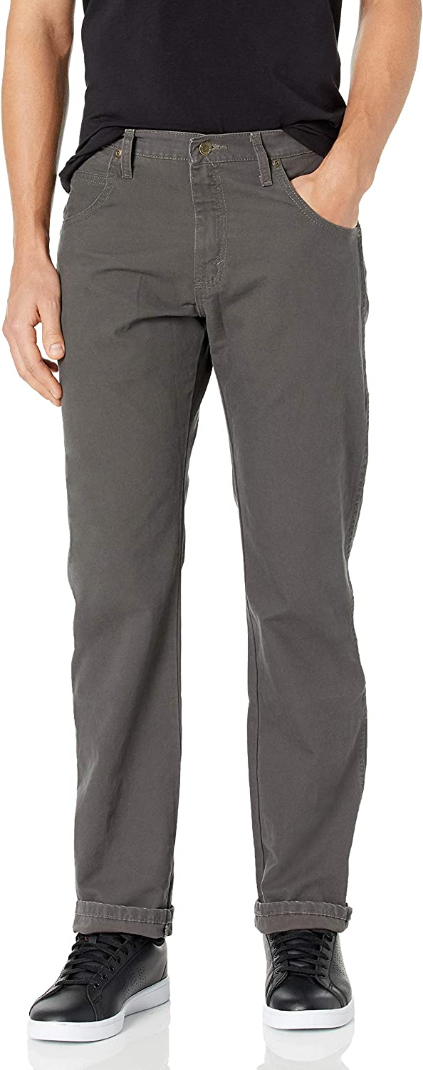 Wrangler Men's Rugged Wear Relaxed Pant Limited Sales results No. 1 time cheap sale Leg Straight Fit