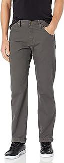Wrangler Men's Rugged Wear Relaxed Fit Straight Leg Pant