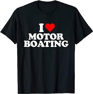Best i love motorboating shirt Reviews