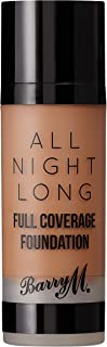 Barry M Cosmetics All Night Long Liquid Foundation - Waffle