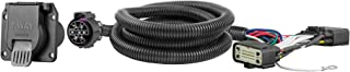 CURT 56431 Vehicle-Side Custom RV Blade 7-Pin Trailer Wiring Harness, Fits Select Ford Ranger