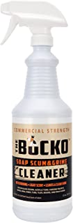 The Bucko Soap Scum and Grime Cleaner-32oz Bottle