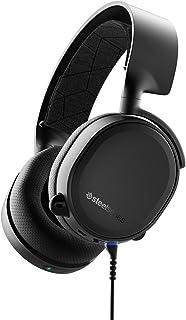 SteelSeries Arctis 3 Bluetooth - Auriculares de Juego con Cable e Inalámbricos para Nintendo Switch, PC, PlayStation 5, PS...