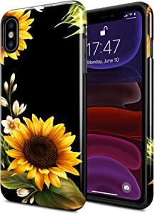 DorisMax iPhone X Case,iPhone Xs Case,[Pass 15ft. Drop Tested] Shockproof Cover with Fashionable Designs for Girls Women,Protective Phone Case for Apple iPhone X 5.8