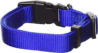 طوق قابل للتعديل من بيتميت، 1.6 سم × 25.4 سم × 40.64 سم، أزرق