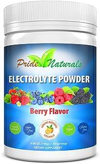 Sponsored Ad - Electrolyte Powder - Refreshing Workout Recovery Electrolytes, All Natural, Sugar Free, Gluten Free & Vegan...