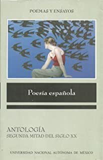 Antología de la poesía española en la segunda mitad del siglo XX