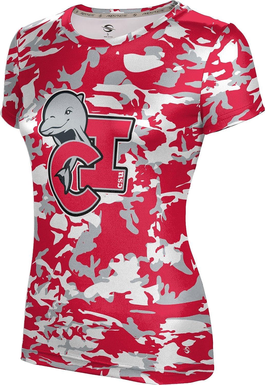 ProSphere California State University Channel Islands Girls' Performance T-Shirt (Camo)