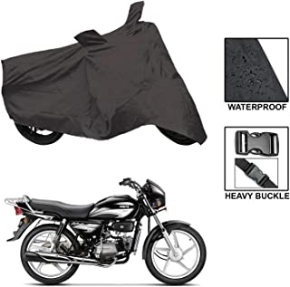 ARNV Honda CB Shine Water Resistant Bike Cover (Grey)