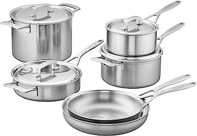 Amazon Com Cuisinart Mcp 12n Multiclad Pro Stainless