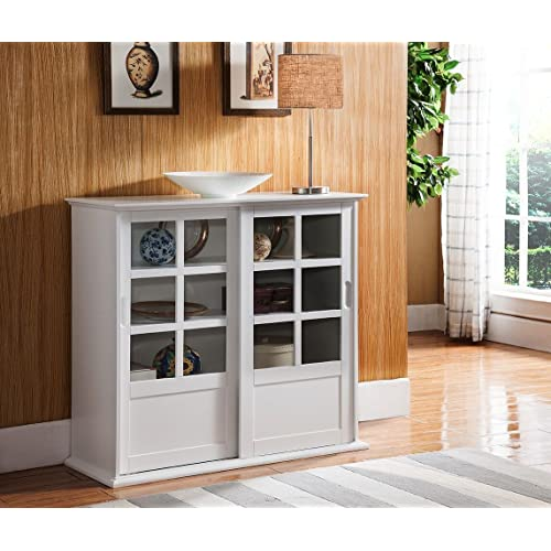 Cabinets with Sliding Doors: Amazon.com on