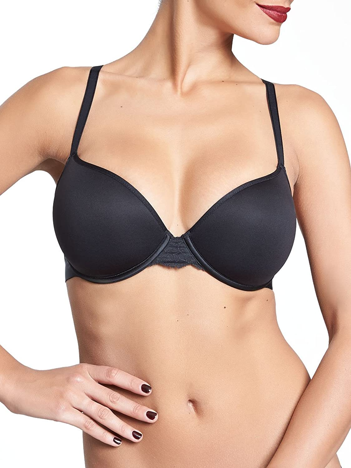 Chantelle Everyday Lace Memory Foam Plunge Bra