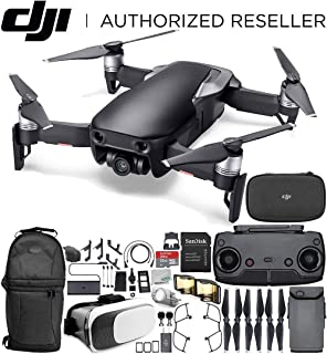 DJI Mavic Air Drone Quadcopter Starters Bundle (Onyx Black)