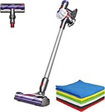 Dyson V7 Allergy Cordless HEPA Vacuum Stick Vacuum Cleaners| Lightweight, Powerful Suction for Versatile Cleaning| White +...