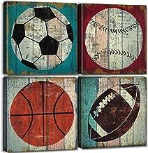 Best sports wall art canvas Reviews
