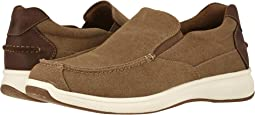 Great Lakes Canvas Moc Toe Slip-On
