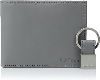 Men's RFID Blocking Leather Bifold Wallet