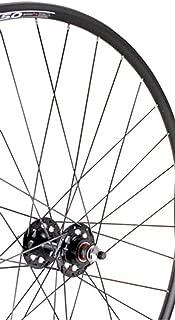 Sta-Tru Black Formula Sealed Bearing High Flange Fixed/Free Track Hub Rear Wheel (700X20)