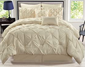 Best ivory colored comforter sets Reviews