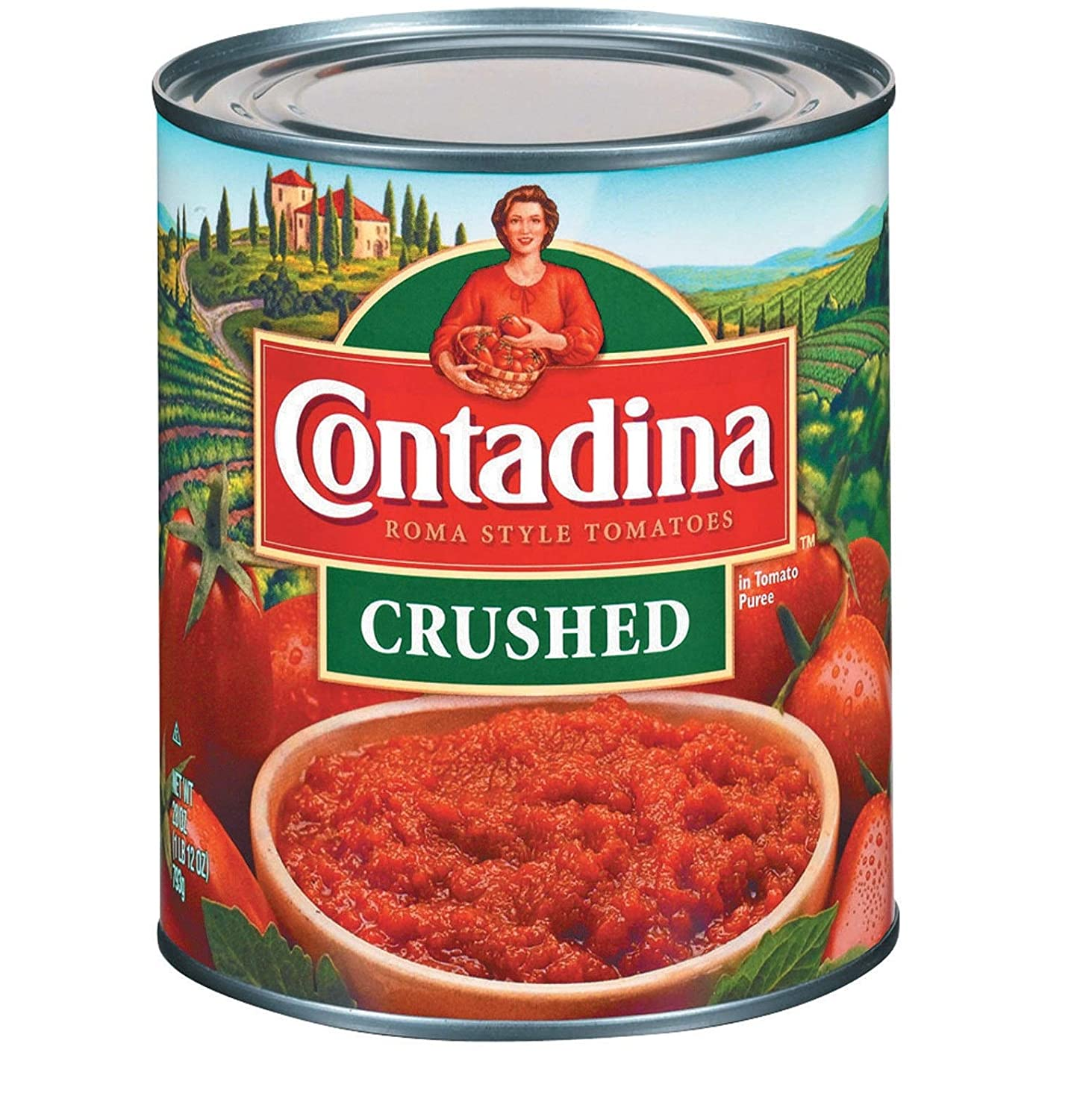 Contadina Roma online shop Sale item Style Crushed Tomatoes oz 28 6 of Pack