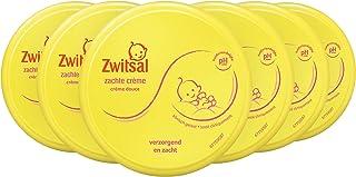 Zwitsal Baby Zachte Crème - 6 x 200ml - Voordeelverpakking