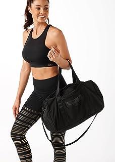 Lorna Jane Lightweight Gym Bag, Black