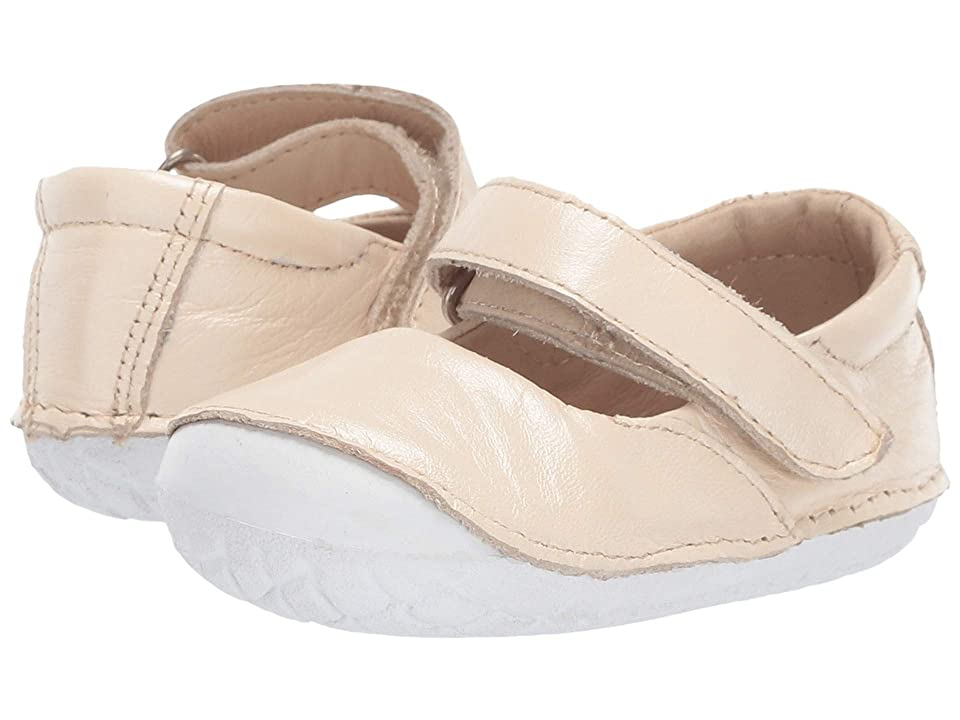 Old Soles Pave Jane (Infant/Toddler) (Pearl) Girls Shoes