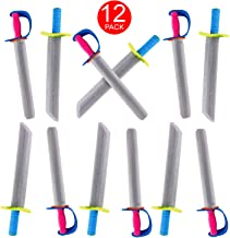 "Super Z Outlet 16"" Foam Prince Sword Toy Set Party Supplies (12 Swords)"