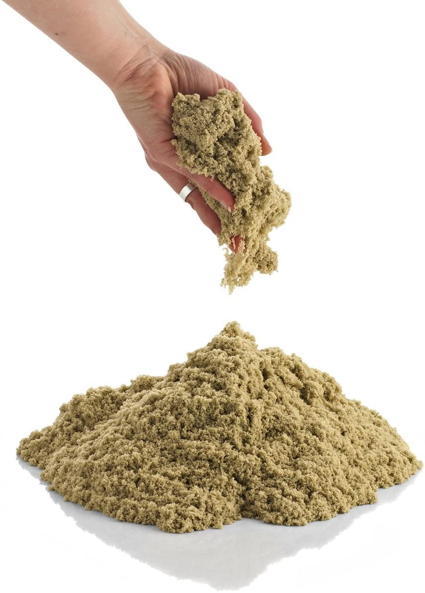 famous Tulsa Mall CoolSand Natural 5 Pound Refill Molda Including: - Pack Pounds