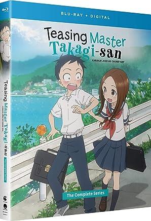Teasing Master Takagi-San Blu-Ray(からかい上手の高木さん 全12話)