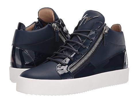 Giuseppe Zanotti May London Birel Mid Top Sneaker
