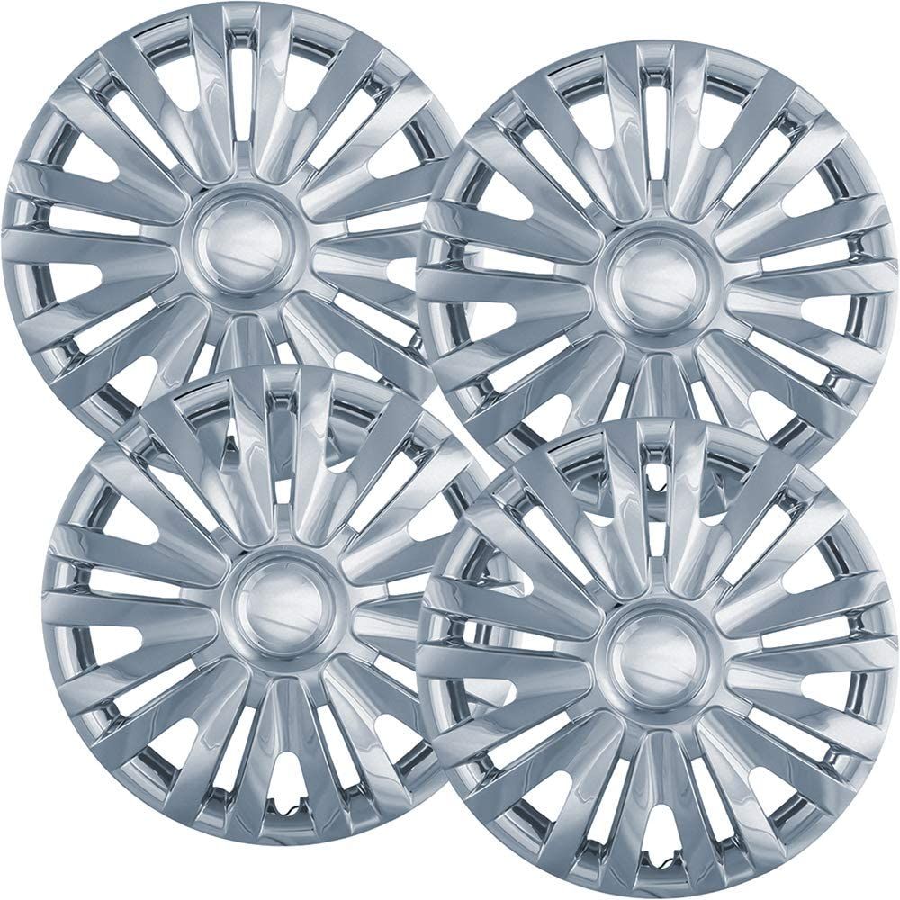 15 OFFicial site inch Hubcaps Best for 2010-2013 4 of Golf Volkswagen Set Reservation -