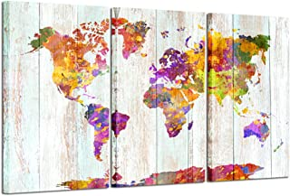 world travel wall decor