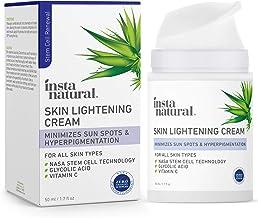 Brightening Facial Cream – Dark Spot Corrector & Remover – Scar Removal,..