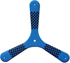 Blue Speed Racer Fast Catch Boomerang - Returning Boomerangs for Boomerang Athletes. Beginning Boomerangs for Young Throwers.