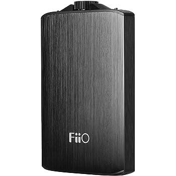 FiiO A3 Portable Headphone Amplifier (Black)