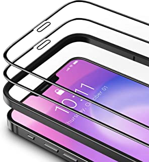 TAMOWA skärmskydd för iPhone 12 (13,7 tum), 2-pack