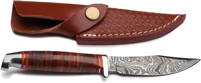 Brand new Stauer August Knife half
