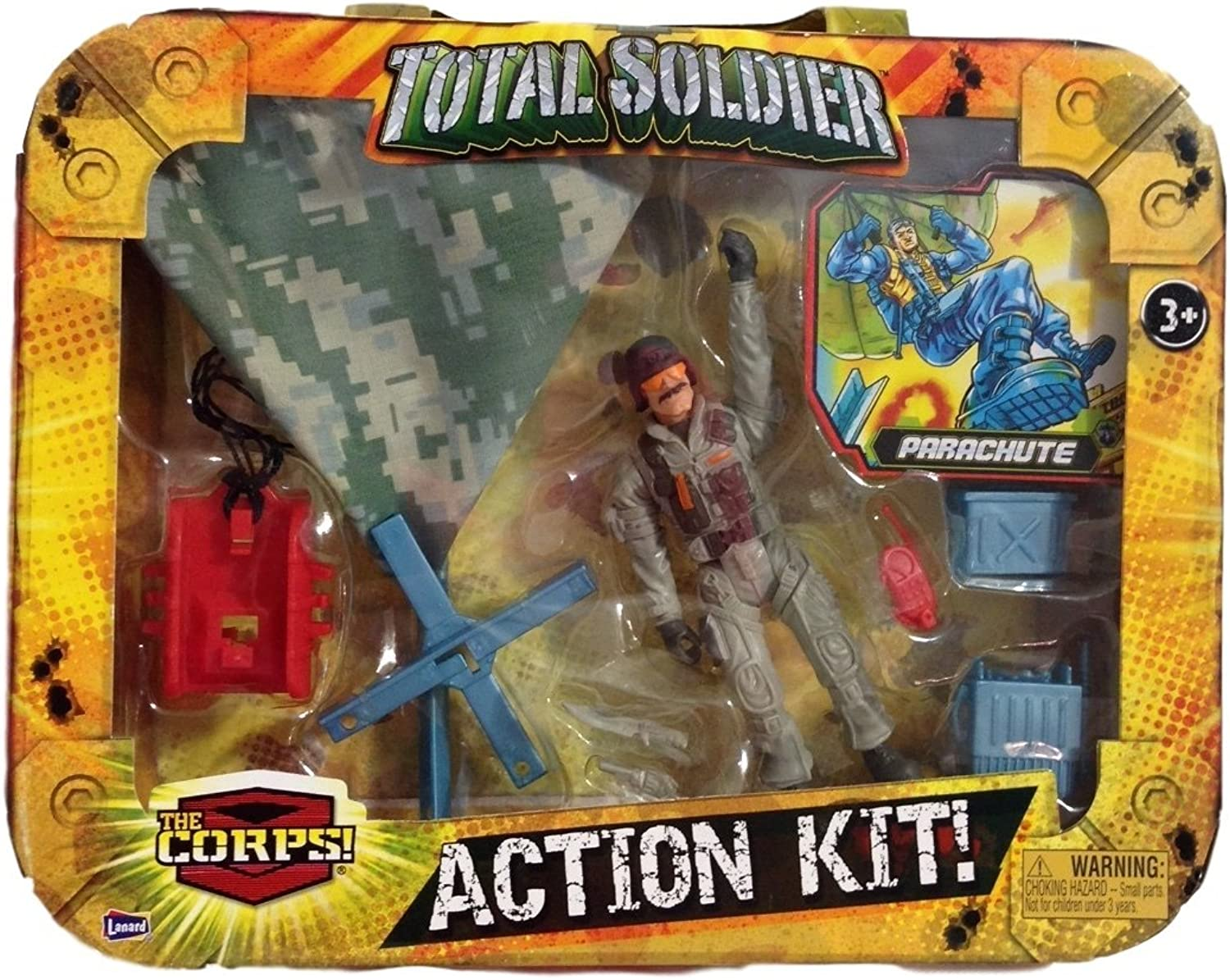 The Corps Military Total Soldier Action Kit