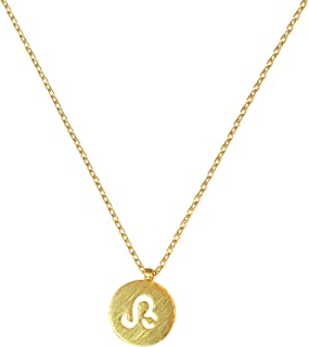 Emmas Jewelry Co. Womens Leo Necklace Astrology Birthday Sign Necklace Zodiac Pendant Dainty Charm 17 in Chain