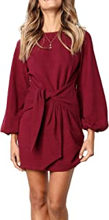 Best cheap red dresses for women Reviews