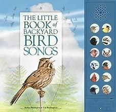 Best little book of garden bird songs Reviews