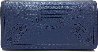 [バレンシアガ] BALENCIAGA 財布 メンズ レディース 二つ折長財布 443520 DQ0IN 4025 レザー ブラック [並行輸入品]