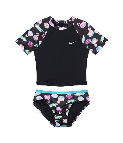 Nike Kids Pool Party Crop Top Bikini Set (Little Kids/Big Kids)