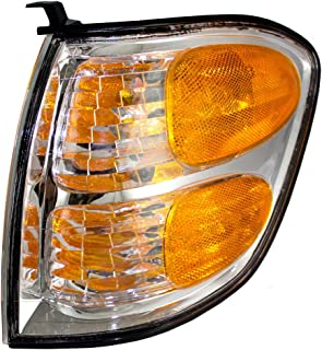 Drivers Park Signal Corner Marker Light Lamp Replacement for Toyota SUV Pickup Truck 815200C020